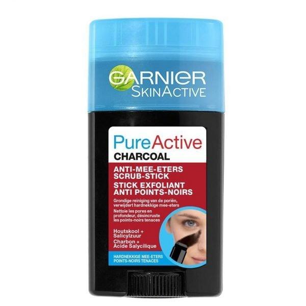 Stick Exfoliant Anti Points Noirs Garnier Pure Active Queen Cosmetique